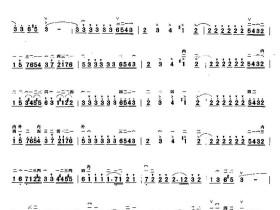 四只小天鹅舞曲二胡曲谱