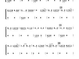 十年古筝曲谱