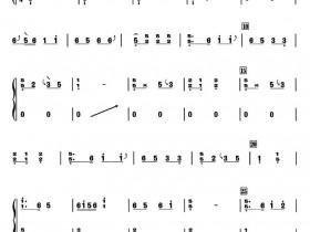 八月桂花遍地开古筝曲谱
