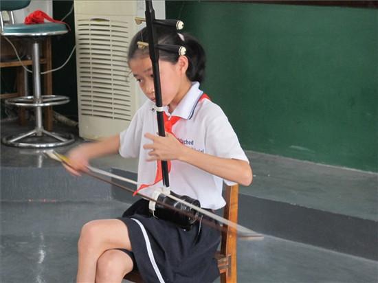 学习二胡可能遇到的问题:拉快弓紧张