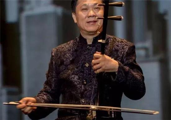 二胡长弓的演奏方法