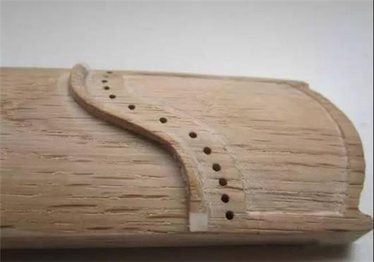 古筝模型手工制作流程(2019古筝模型制作方法)