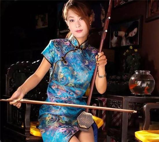 什么乐器最能代表中国乐器?