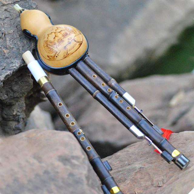 葫芦丝演奏技巧的四大要点之换气